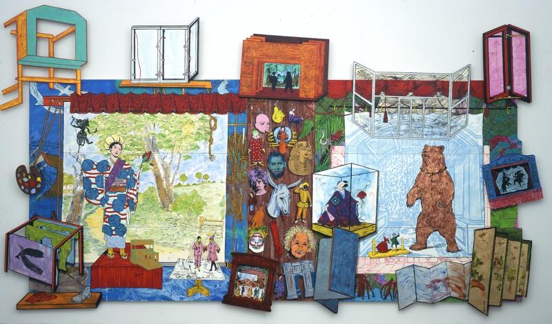 Backstage: Secrets of Scene Painting